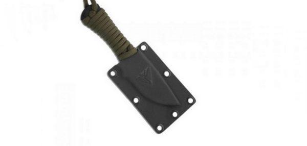 couteau avec étui